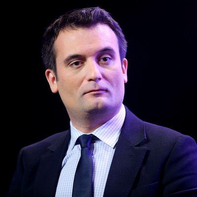 Florian Philippotconfirme le choix sociétal de Christiane Taubira