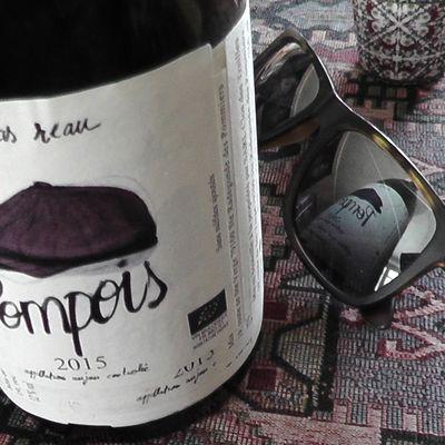 Un vin qui soulève des images