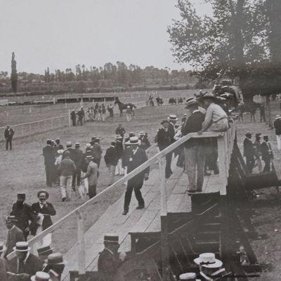 La société des courses de Moulins de 1848 à 1948