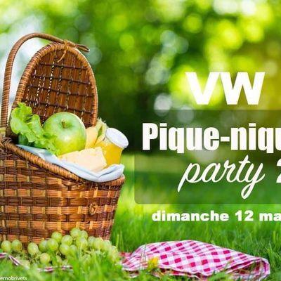 Invitation à un picnic sur Savonnières par Ludo, le dimanche 12 mai 2019. (en cours)