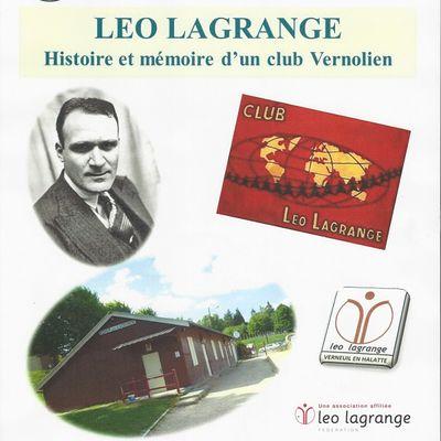 """Conférence : """"Léo Lagrange, Histoire et Mémoire d'un Club vernolien"""""""