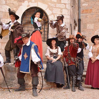 La Garde des Lys cherche de nouveaux membres pour septembre 2020