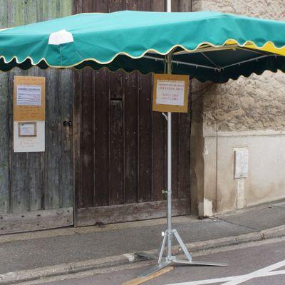 Hervé votre primeur de fruits et légumes locaux ouvert dans la grande rue !