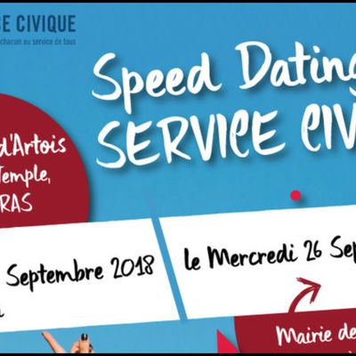 Speed dating - service Civique