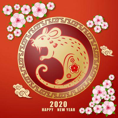 Menu du repas du Nouvel an Chinois, le 27 Janvier