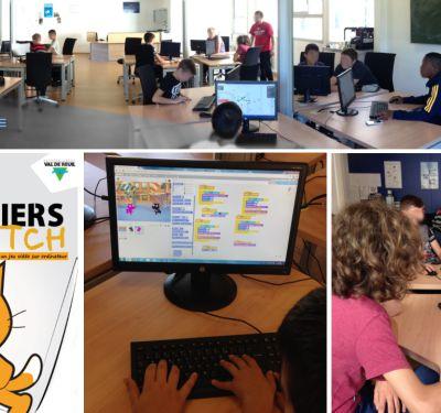 Scratch, logiciel de programmation accessible à tous
