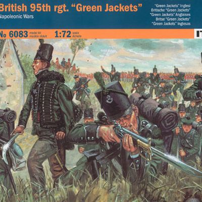 95TH RIFLES .......