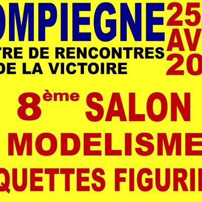 ANNULATION  EXPO COMPIEGNE .........25 ET 26 AVRIL 2020