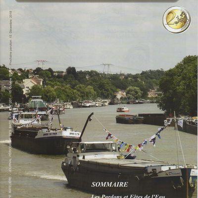 Le numéro 201 est paru le 15 octobre 2018