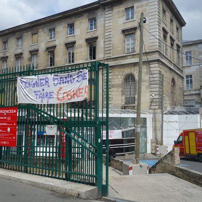 Grève des Urgences : dans l'indifférence générale, la lutte pour la sauvegarde de services de qualité et des conditions dignes de travail
