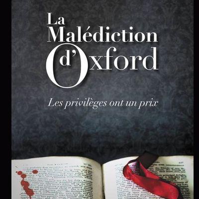 La malédiction d'Oxford d'Ann A. McDonald