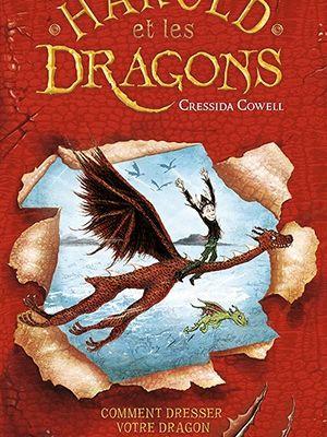 Harold et les Dragons – Tome 1 de Cressida Cowell