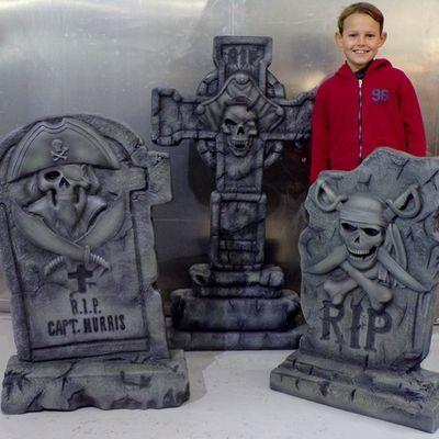 Le cimetière des pirates est ouvert .....