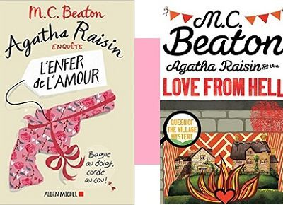 M.C.Beaton : L'enfer de l'amour (Albin Michel, 2018) – Agatha Raisin 11