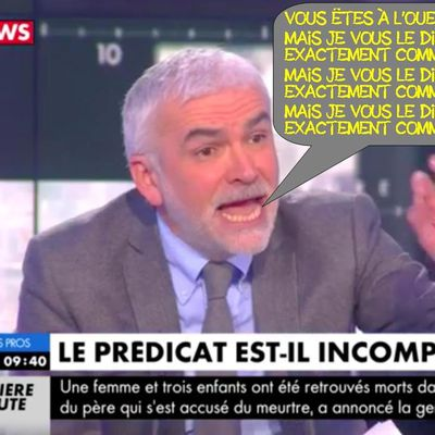 Pascal Praud PP le Loco !