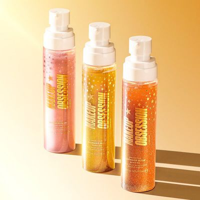 Shimmer Glow body oil de Makeup Obsession