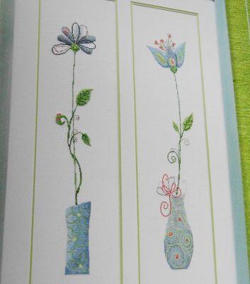 Spitzentanz et Dream Flowers, les nouveaux livres UB designs.