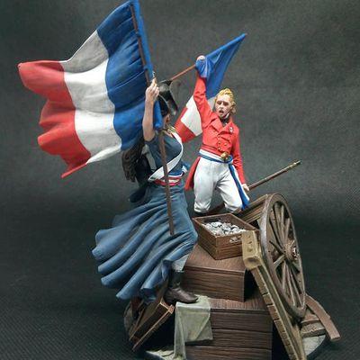 1789 : LA LIBERTE GUIDE LE PEUPLE