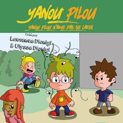 YANOU PILOU de Laurence Dionigi – Editions Pixygraph
