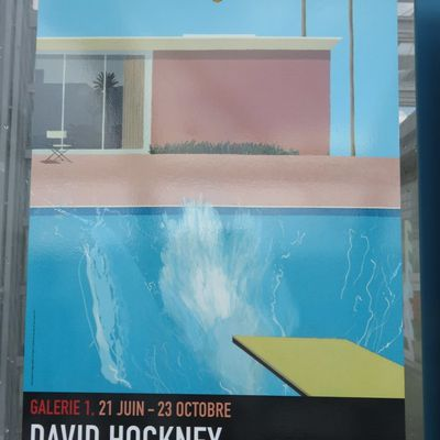 La rétrospective David Hockney