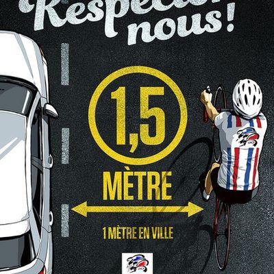 Les Français aiment faire du vélo l'été mais ignorent les règles de sécurité