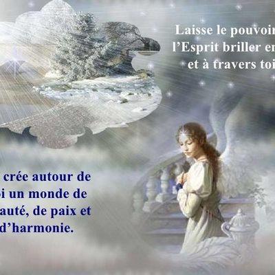 TROUVER LE BIENFAIT ET LE CADEAU QUE RECÈLE CHAQUE CHOSE!!!