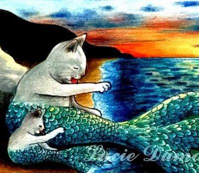 Chats...Sirènes...