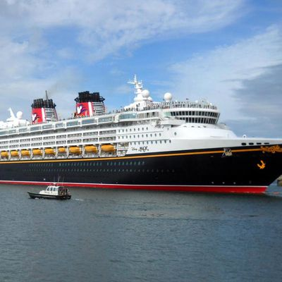 Disney Magic à Cherbourg