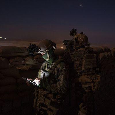 Au Levant, contre Daech avec les Forces Spéciales