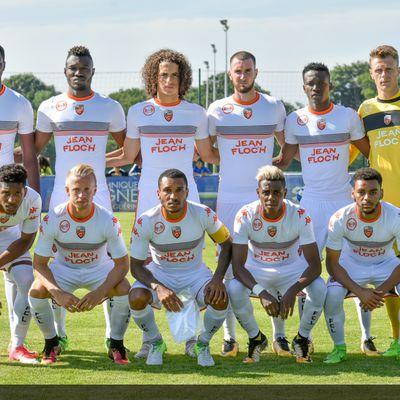 Fin de saison 2016-2017 et la reprise pour Quentin à Lorient
