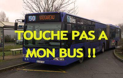 LE 50 DOIT CONTINUER A SERVIR POUR TRANSPORTER LES GYNEPOLITAINS !!