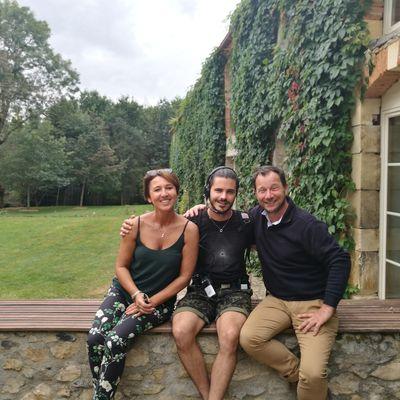 Bienvenue en vacances chez Michel et Laurence