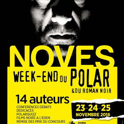 Du 23 au 25 novembre, Week-End du Polar à Noves