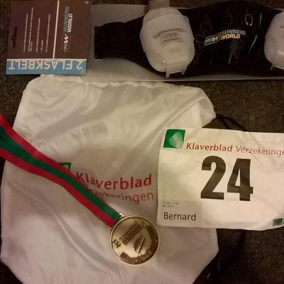 #75. Le 15km du Klaverbladloop de Zoetermeer: 15 km/h ou un week-end inoubliable.