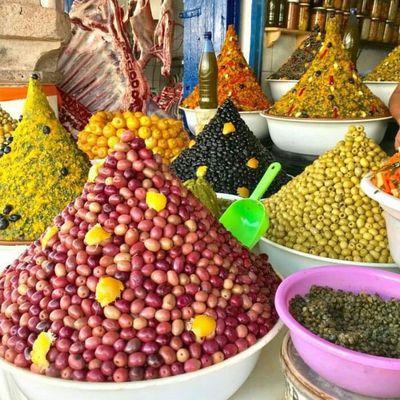 beau maroc ....