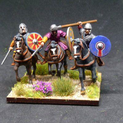 AdG 28mm : La cavalerie fédérée.