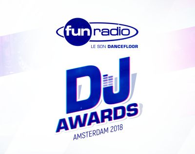 Palmarès Fun Radio DJ Awards 2018