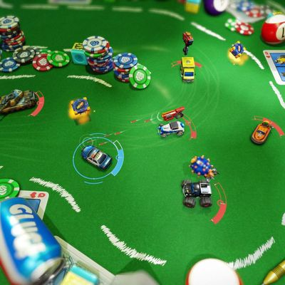 [Test] Micro Machines World Series