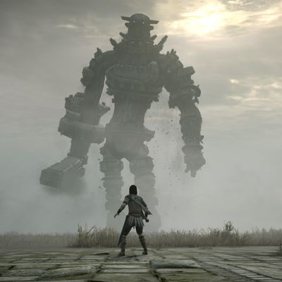 [Test] Shadow of the Colossus