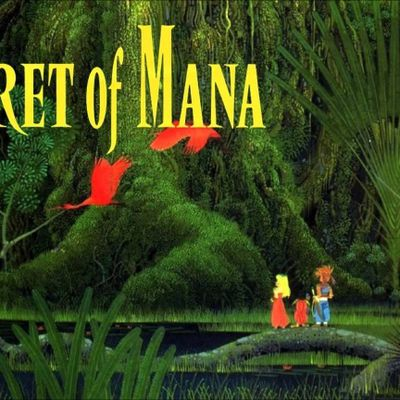 [Test] Secret of Mana