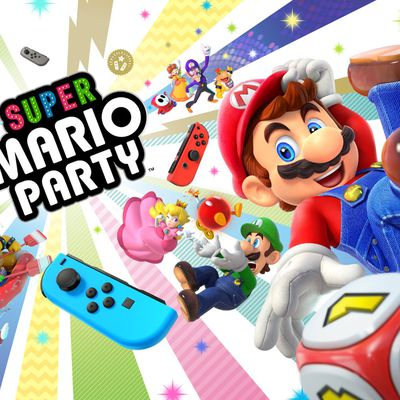 [Test] Super Mario Party