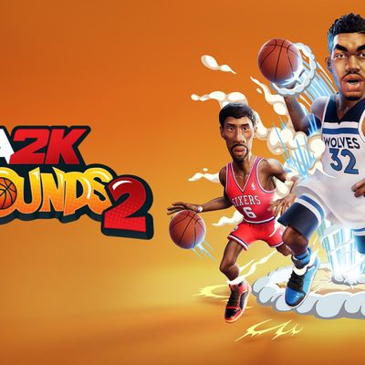 [Test] NBA 2K Playgrounds 2