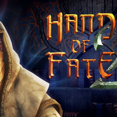 [Test] Hand of Fate 2