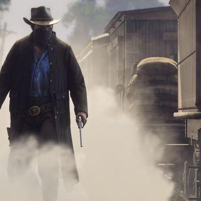 [Video] ShadowNightm4re en mode cow-boy dans Red Dead Online