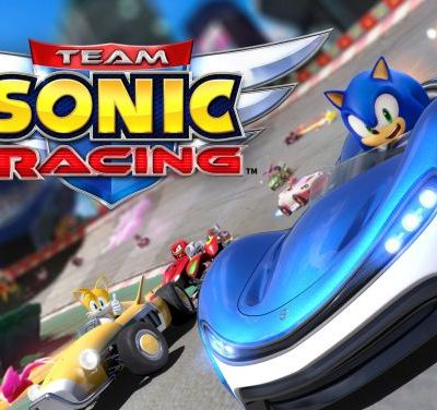 [Test] Team Sonic Racing