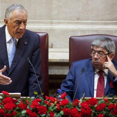 Une belle leçon de démocratie de la part du président portugais