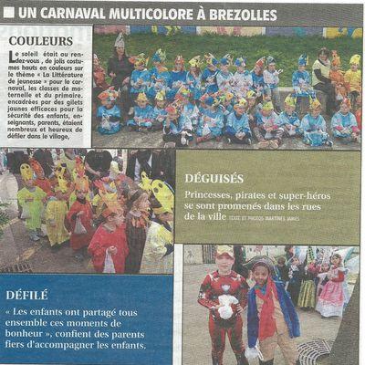 Carnaval : la presse en parle...
