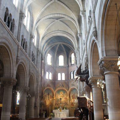 Eglise Saint-Clodoald, Saint-Cloud (1 oeuvre)