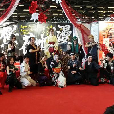 Cosplay Japan Expo Paris  Art to Play 2017