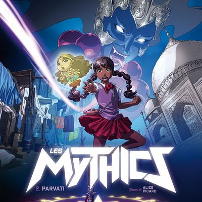 Mythics Parvati